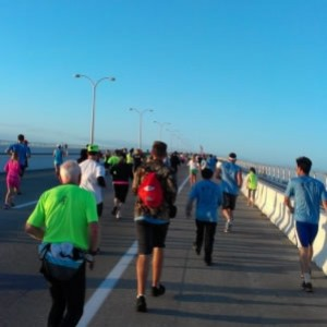 10th Annual New Balance Ringling Bridge Run